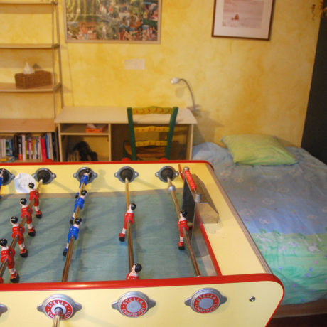 Chambre Baby-foot