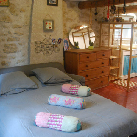 Chambre ouest
