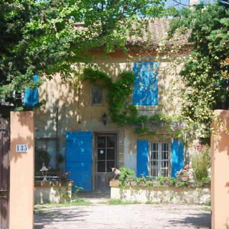 La Maison des Volets Bleus Provence